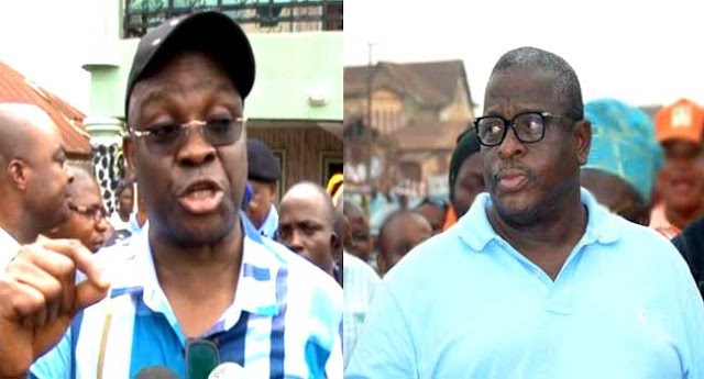''Issue a query to Fayose and refer him to the national disciplinary committee'' says Senator Buruji Kashamu