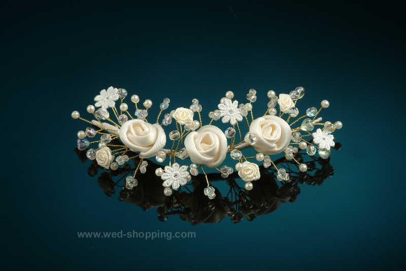 Fabric tiara S1011