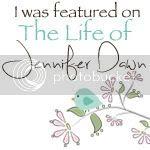 A vida de Jennifer Amanhecer