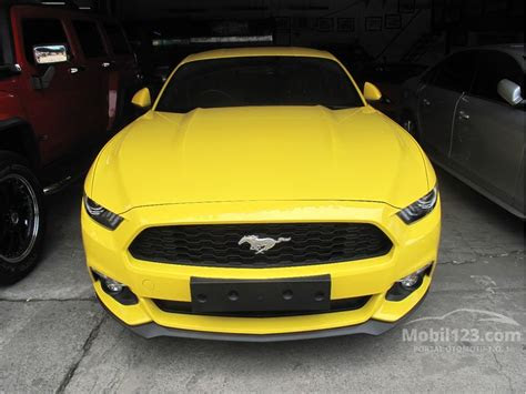 jual mobil ford mustang    dki jakarta automatic