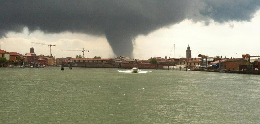 venice tornadoes