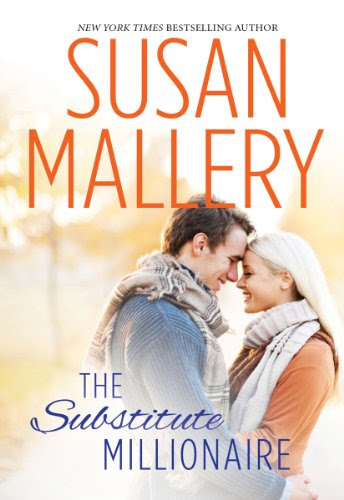 The Substitute Millionaire (The Million Dollar Catch) by Susan Mallery