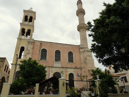 Church of Agios Nikolaus, Chania, Crete