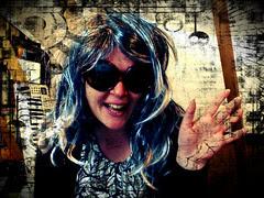 Webcam + €6 wig = endless fun