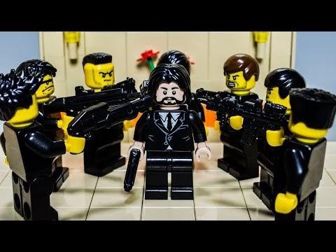 Tastefully Offensive: John Brick (A LEGO Parody of 'John ...