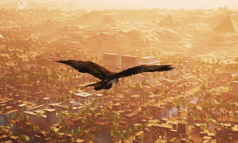 Assassin's Creed: Origins is indeed set in Egypt screenshot