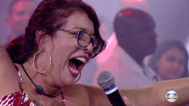 Resultado de imagem para BBB18: Eliminada com 55% dos votos, Mara grita 'fora, Temer' ao vivo na Globo. Assista