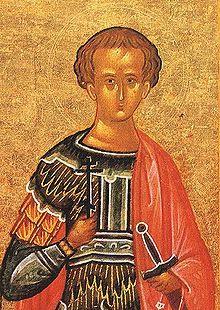 Saint Polyeucte de Mélitène († 250)