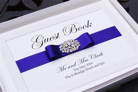 Wedding Guest Books   Bespoke Guest Book   Sussex