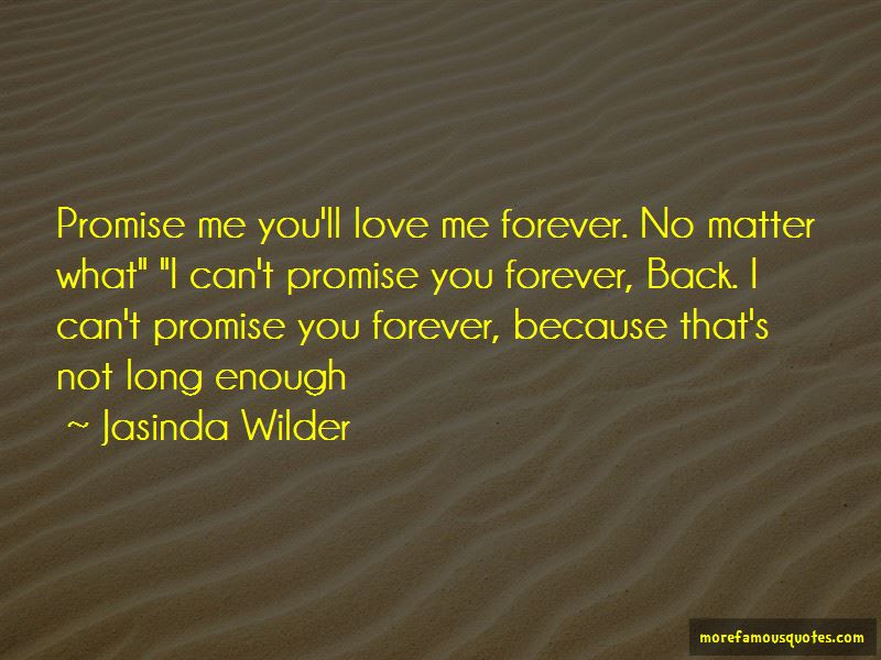 I Love You Forever No Matter What Quotes Top 20 Quotes About I Love