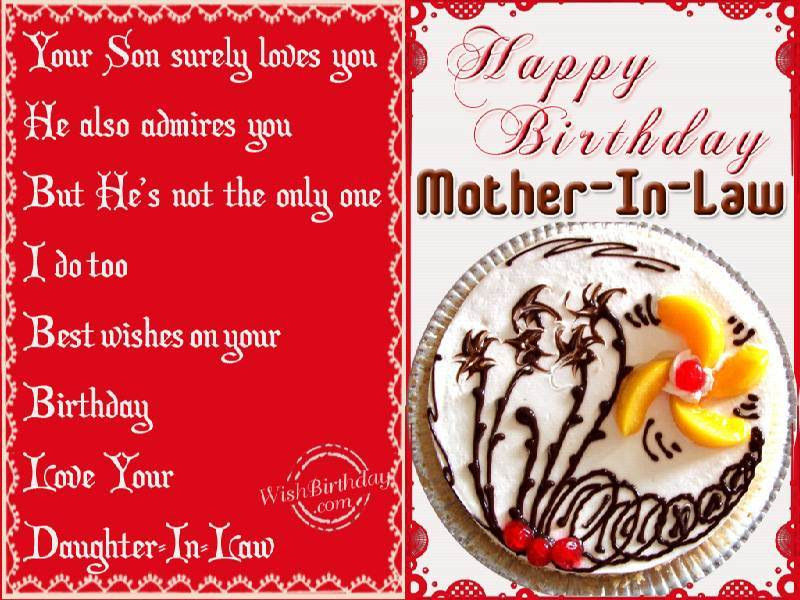 Happy Birthday Wishes For Mom From Son In Hindi Archidev