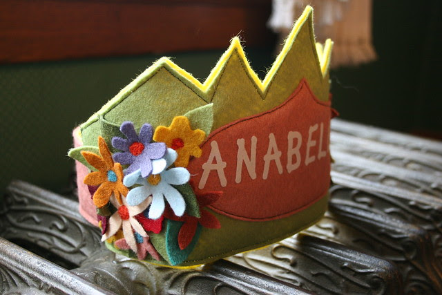 Anabelle Garden Crown