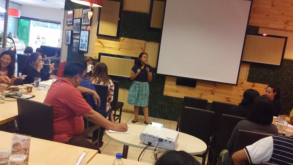Voice Care Queen Ada Cuaresma conducts Speech and Voice Training for Zoomanity Group