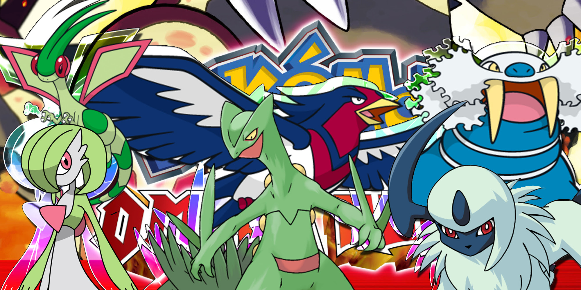 Pokemon Omega Ruby Wallpaper  Viewing Gallery