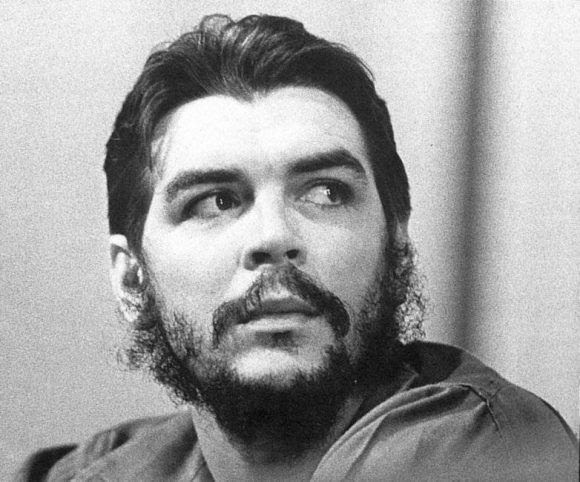 Ernesto Guevara. Foto: Archivo.