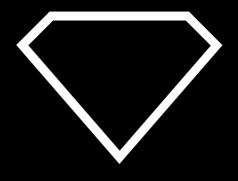 Blank Superman Logo | Free Download Clip Art | Free Clip Art | on ...