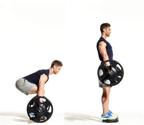 muscle groups  deadlifts work    true