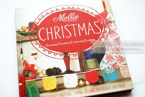 Mollie Makes Christmas book