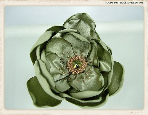 SBJ Floral Fascinators with Swarovski Crystal | Flickr - Photo Sharing!