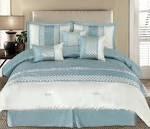 Light Blue Comforter Sets   Home Decoration Advice