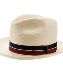 Olney Drop Brim Panama Hat Neutrals