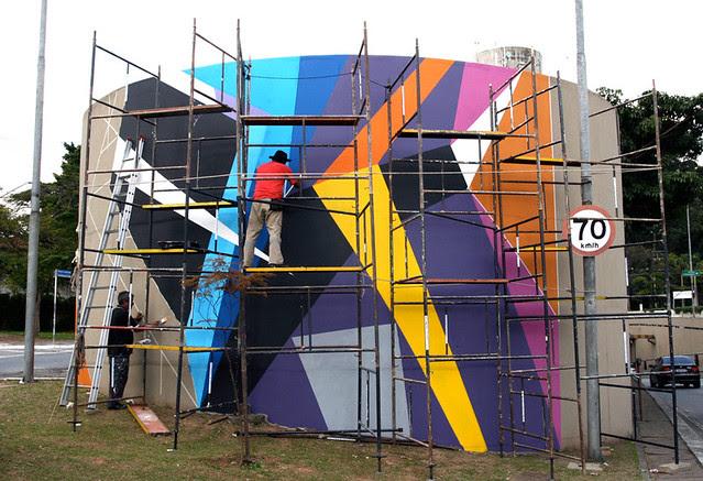 MWM_Featured : Abstract Graffiti.