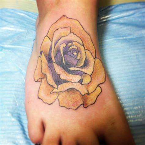 rose foot tattoo rose tattoo foot tattoos foot tattoo