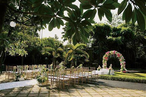 Perfect Wedding Garden Party   Weddingku.com