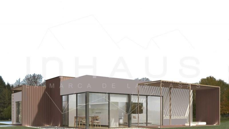 Casas de madera prefabricadas casas modulares acero precios - Acero modular precios ...