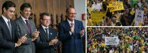 Contra o ódio, uma inédita parceria entre PT e PSDB