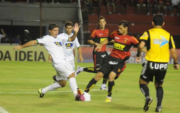 Sport x Belo Jardim (Foto: Aldo Carneiro)
