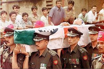 Funeral de Estado de la Madre Teresa de Calcuta