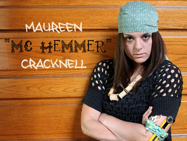 "Maureen ""MC Hemmer"" Cracknell -- Art Gallery Fabric's The Fat Quarter Gang!!!"