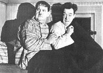 Stan Laurel Oliver Hardy Live Ghost