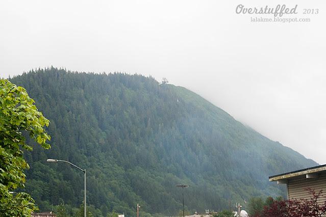 Juneau Alaska Tram