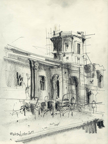 Chehel Sotoun/ Another side view/ Nov. 2011/ 1 by Behzad Bagheri