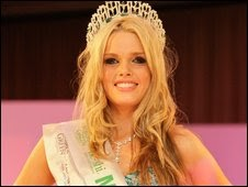 Miss Ireland World 2009