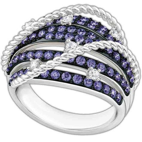 Purple Reign Amethyst Ring   The Danbury Mint