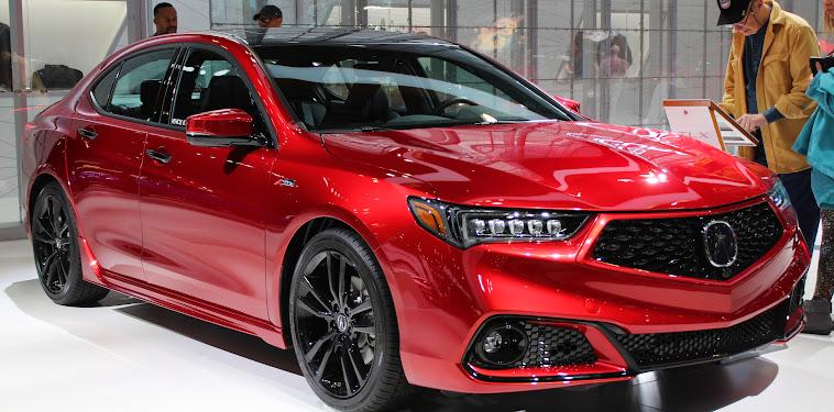 Acura A Spec Tlx Interior