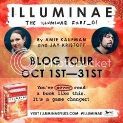Illuminae Blog Tour