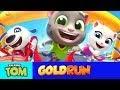 Talking Tom Gold Run - APK MOD RACK - Dinheiro Infinito
