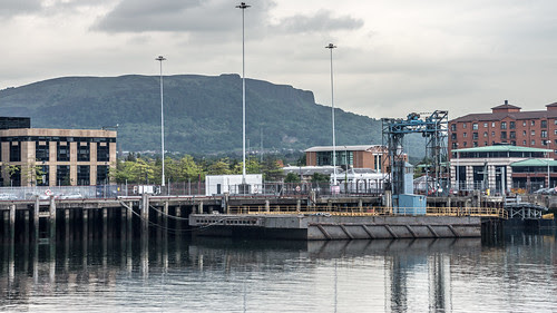 Belfast Docklands by infomatique