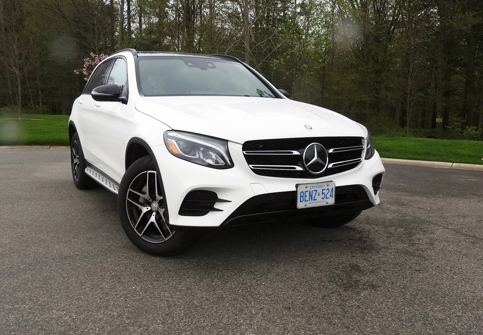 GLC 300 4Matic is one 'Great Little Crossover' - WHEELS.ca