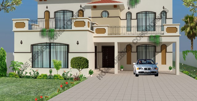Home elevation designs in pakistan Home design and style - House Architecture Design Pakistan YouTube