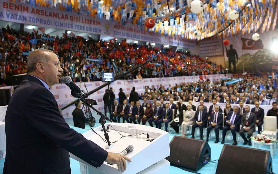 Αποτέλεσμα εικόνας για Ερντογάν: Αν χρειαστεί θα πάρουμε ζωές