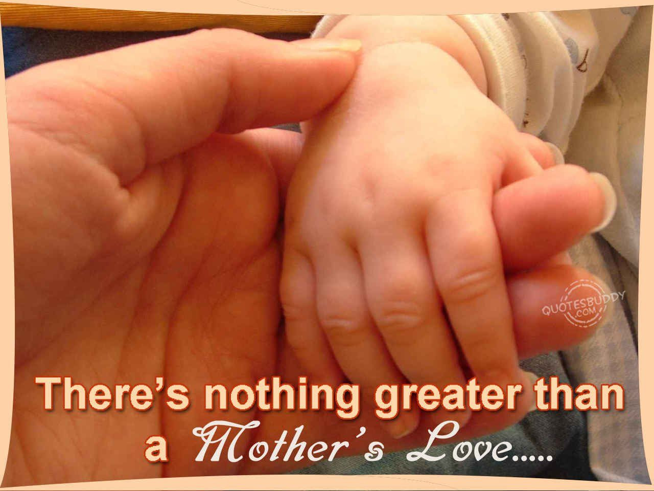 Theres Nothing Greater Than A Mothers Love Pictures Photos And