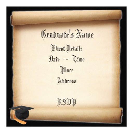 graduation_scroll_template_invitations rd9cc4ada723043cc988de1e0a09cf837_8dnmw_8byvr_512