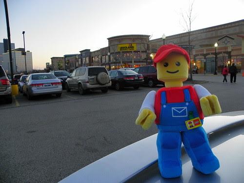 LEGO Legoland Discovery Center Chicago  Schaumburg (88)