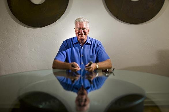 """Huell Howser has been doing basically the same job since the 1970s. """"You could tell me that I couldn't go outside of a five-mile radius ... [and] there's enough right within five miles to keep me busy the rest of my life,"""" he said. """"Why are we looking so hard? It's right under our noses."""""""