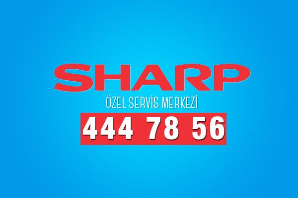 Parça Garantili Sharp Servisi - 444 78 56